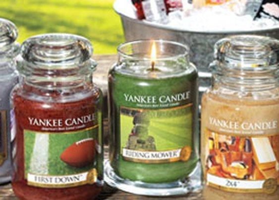 Man Candles : Yankee Candles : Yankee Candle