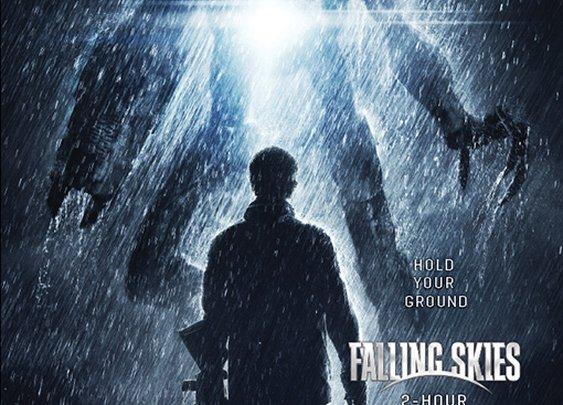 Falling Skies Season 2 Promo Art