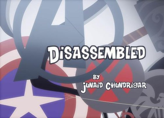 Disassembled on Vimeo
