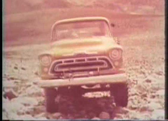 1957 NAPCO 4x4 Promotional Video