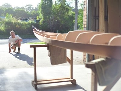 Crafting the Kayak