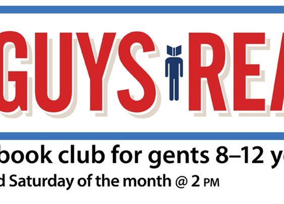 Guys Read Comes to the Library | Topeka and Shawnee County Public Library