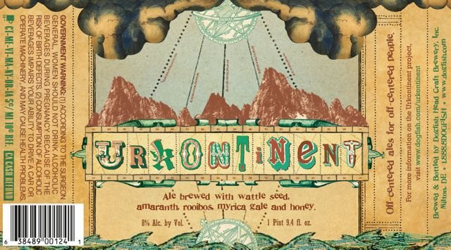 Urkontinent: When beer geeks and tech geeks collide   Dogfish Head Craft Brewed Ales