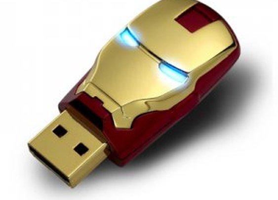 IronMan USB Drive