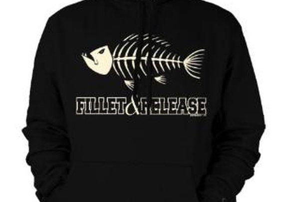 Fillet and Release Mens Sweatshirt