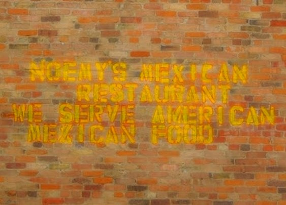 We Serve AMERICAN Mexican Food