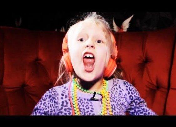 Skrillex, Reviewed By Kids