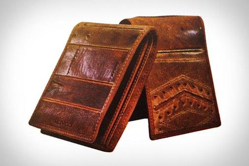 Baseball Glove Wallets