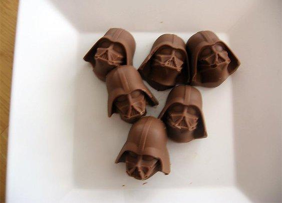 Darth choco Vader