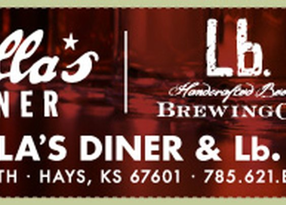 No. 6 Oatmeal Stout - Gella's Diner & Lb. Brewing Co.