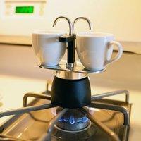 Fancy - Bialetti Mini Express 2-Cup Stovetop Percolator
