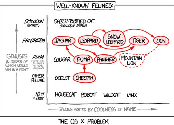 The OS X Problem