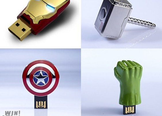 Avenger USB Drives