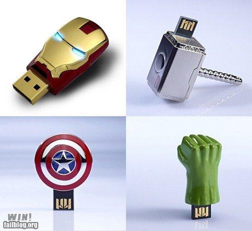 Avenger USB Drives