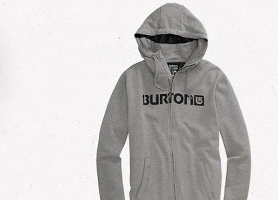 Burton Sleeper travel hoodie is like wearable luggage