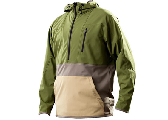 TREW Soft Shell Anorak | Contemporary Masculine