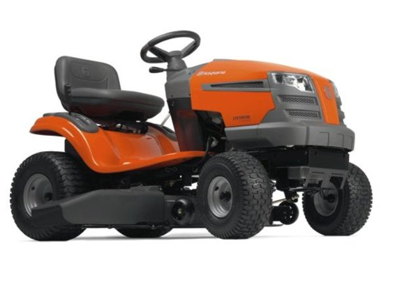 Finally, A Real Lawn Tractor For Small Yards