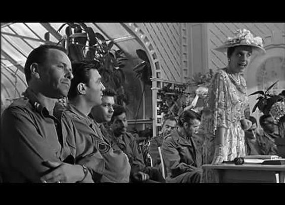 The Manchurian Candidate - Opening Scene