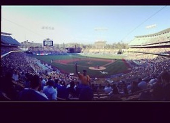 Let's go Dodgers!!!