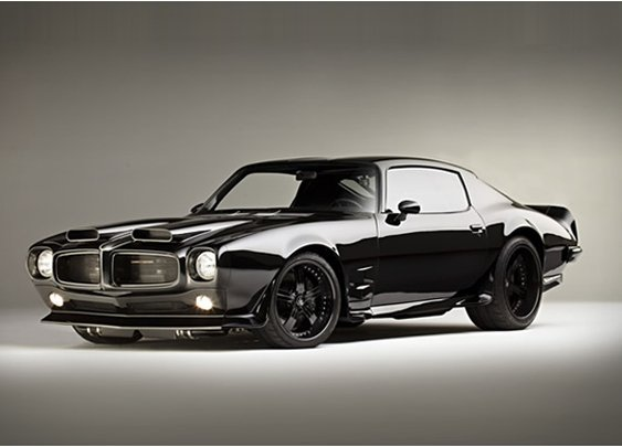 1970 PONTIAC FIREBIRD | BY ALL SPEED CUSTOMS