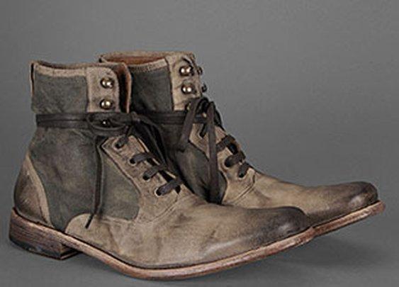 Bowery Boot | John Varvatos