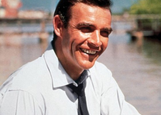 Mr. Bond and His Unlined Grenadine Tie