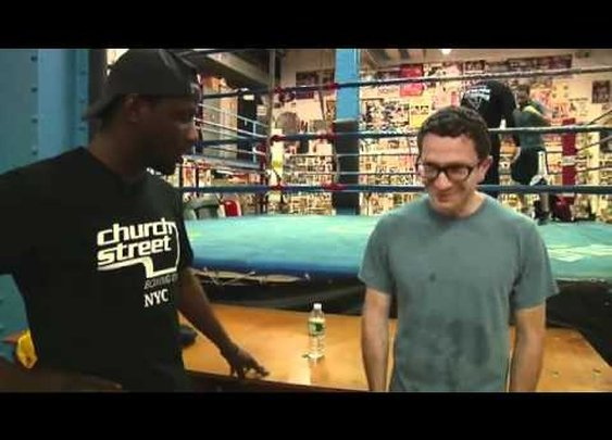 Church Street Boxing, NYC