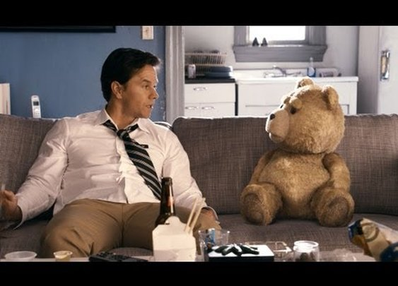 Ted - Restricted Trailer - YouTube