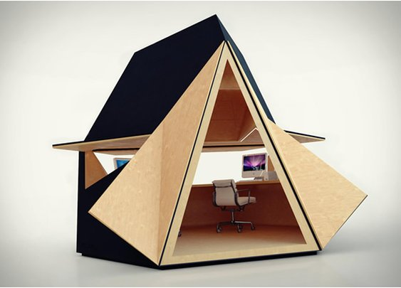 TETRA SHED | GARDEN OFFICE