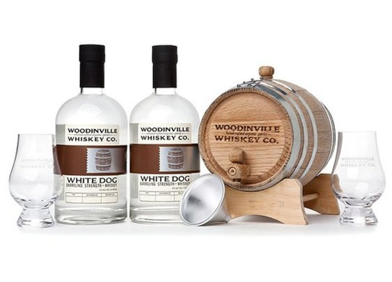 Woodinville Whiskey Co. - Age Your Own Whiskey Kit | Contemporary Masculine