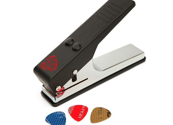 Guitar Pick Punch | Contemporary Masculine
