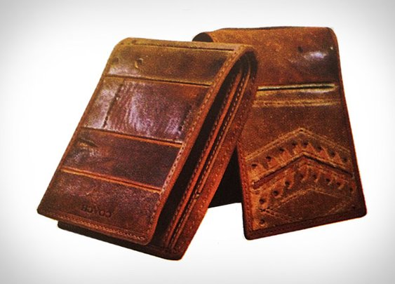 Coach Baseball Glove Wallets | Uncrate