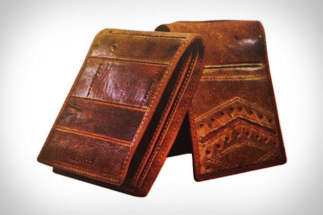 Coach Baseball Glove Wallets | Uncrate