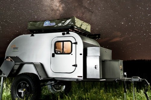 Moby1 Expedition Trailers | Contemporary Masculine