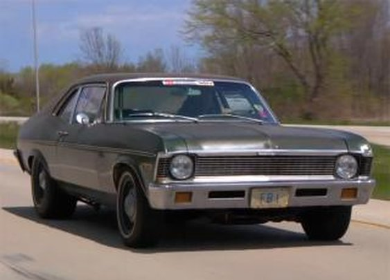 1,200hp 1972 Chevy Nova