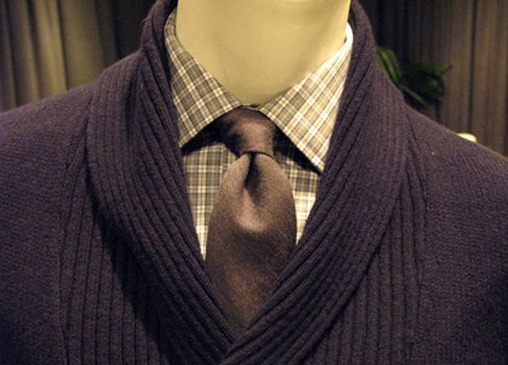 The Perfect Tie Dimple