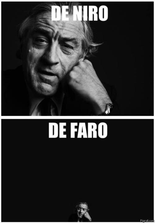 De Niro - De Faro