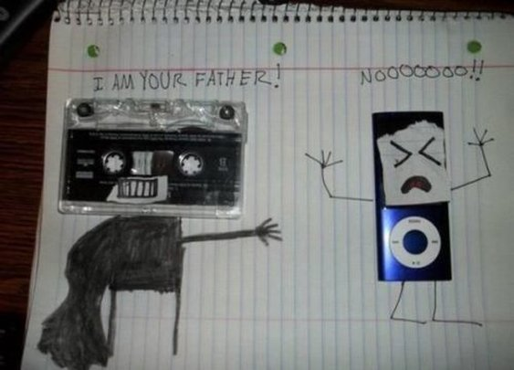 """I am Your Father!"""