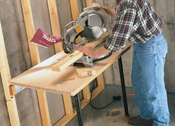 How to Build Workbenches: 4 Knockdown Designs - Step by Step | The Family Handyman