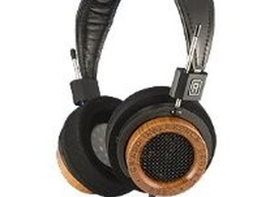Gear / Grado - RS2i - Reference Series Headphones. Great sound quality PLUS wood finish.  A beauty.