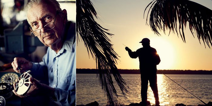 The Man Who Changed Fly Fishing Forever | Garden and Gun