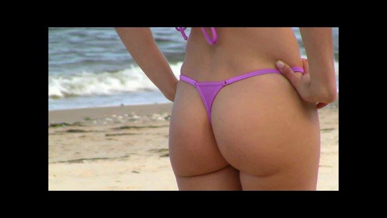 Bikini Shooting - Micro Bikini | Podcast.com