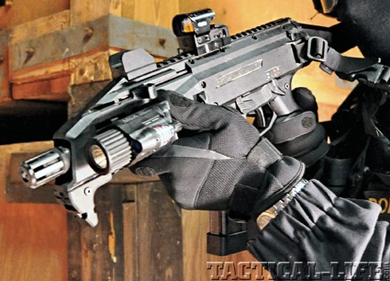 Tactical-Life.com » CZ SCORPION EVO 3 A1 9mm
