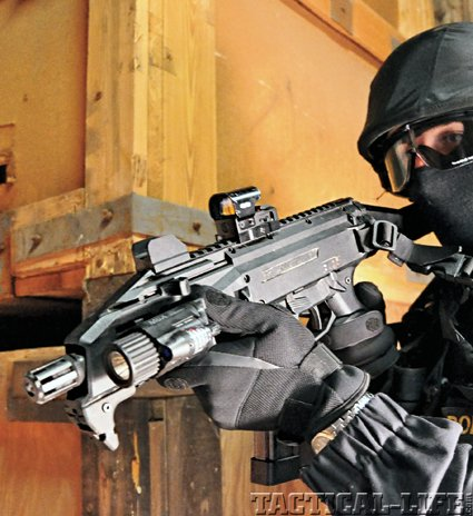 Tactical-Life.com » CZ SCORPION EVO 3 A1 9mm
