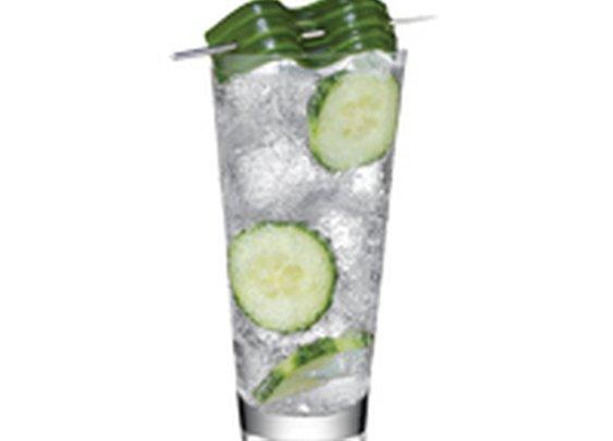thebar.com - Drink Recipe - Cucumber Gimlet