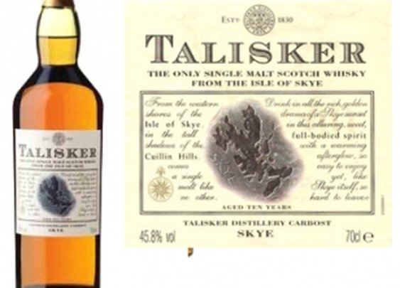 Talisker Whisky | Bond Lifestyle