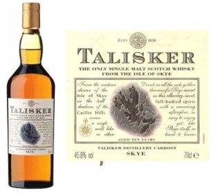 Talisker Whisky | Bond Lifestyle