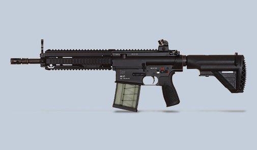 Heckler & Koch - HK-417