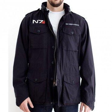 N7 Vintage M-65 Field Jacket - EPIC Mass Effect swag!