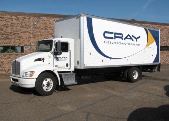 Cray truck
